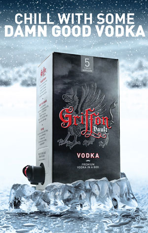 Griffon Vault Vodka